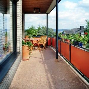Balkoni un terases