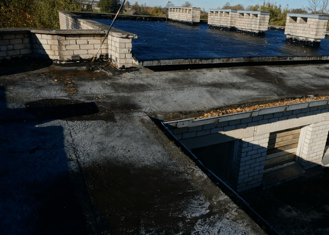 Jumta remonta materiāli