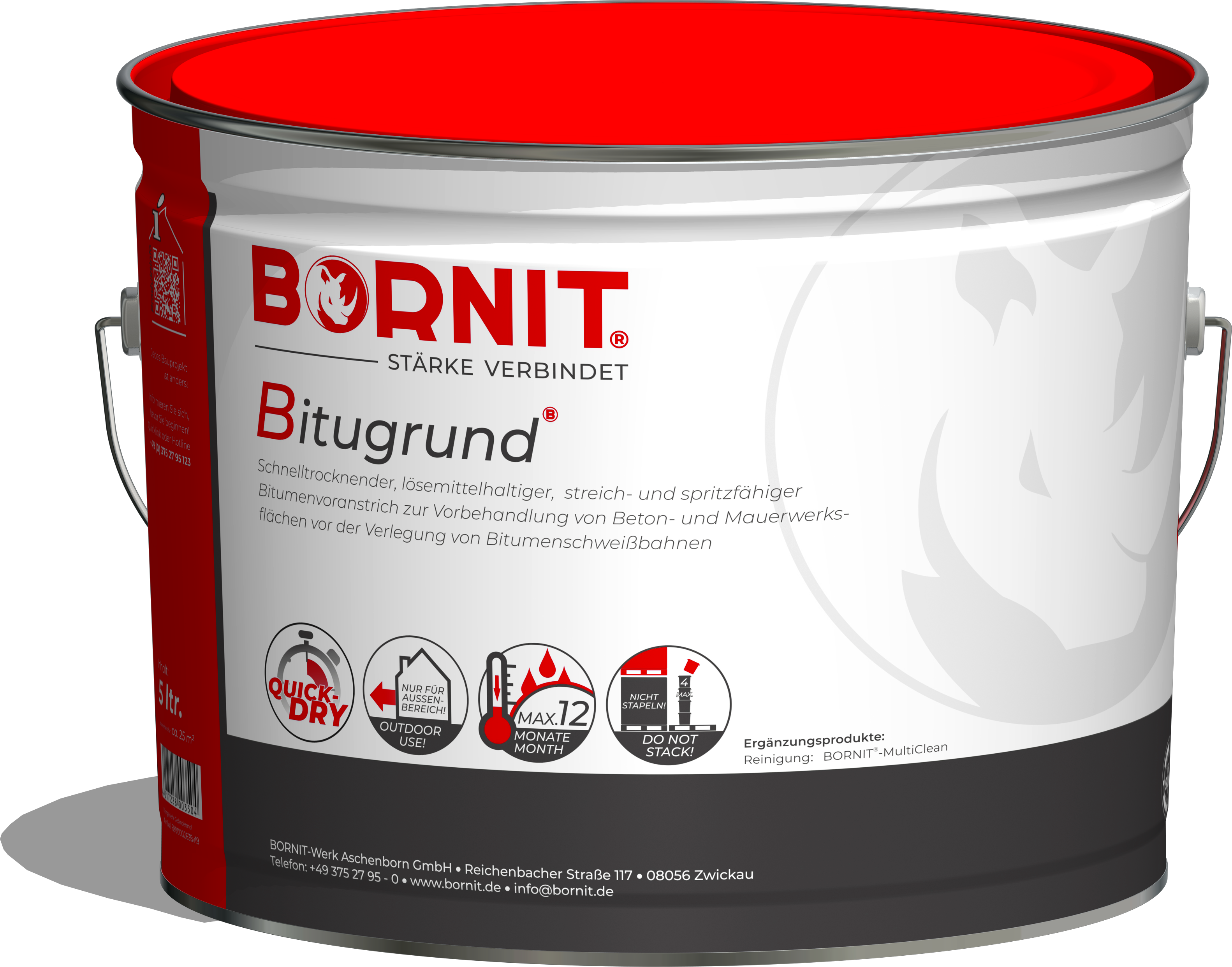 BORNIT®-Bitugrund (bitumena grunts)